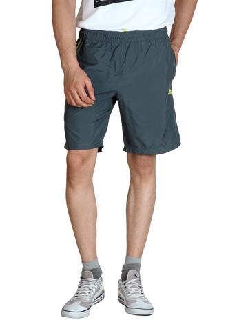 Adidas Men Grey Shorts