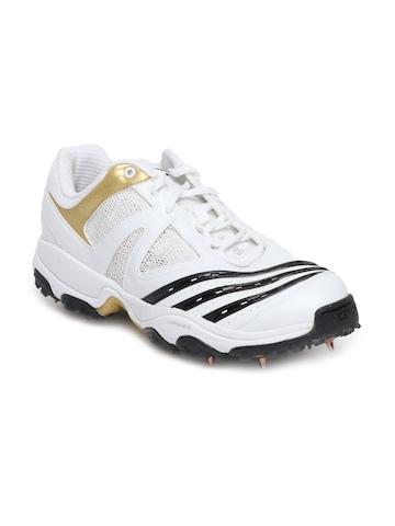 Adidas Men White Sports Shoes
