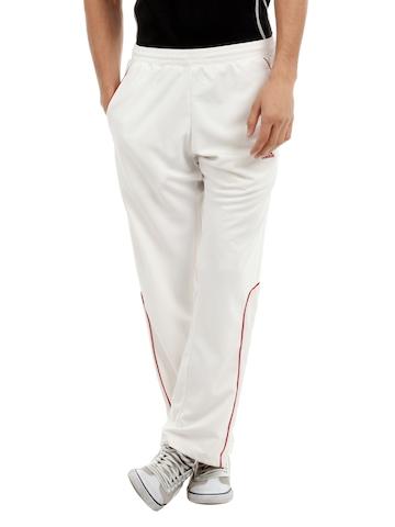 Adidas Men White Track Pant