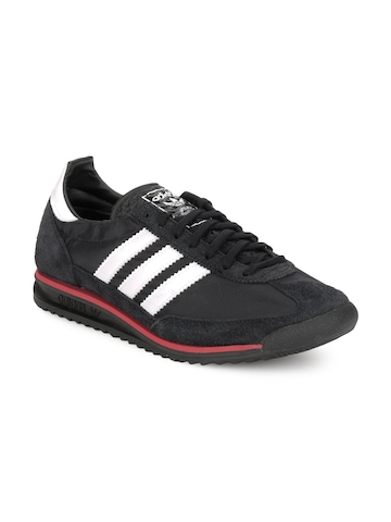 Adidas Originals Men Black Shoes