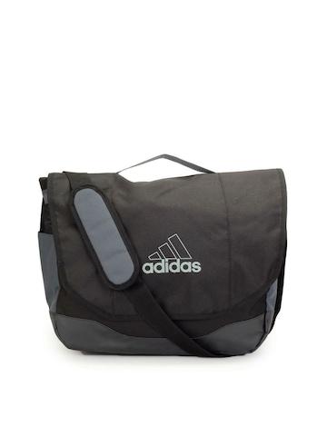 Adidas Unisex Black Bag