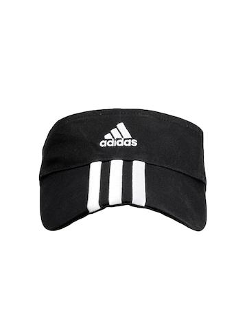 Adidas Unisex Black Cap