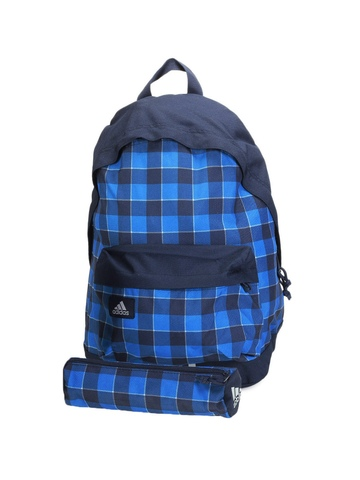 Adidas Unisex Navy Blue Backpack
