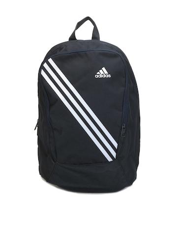 Adidas Unisex Navy Blue Backpack