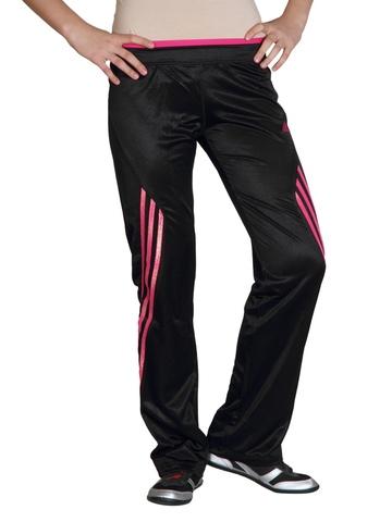 Adidas Women Black Track Pant