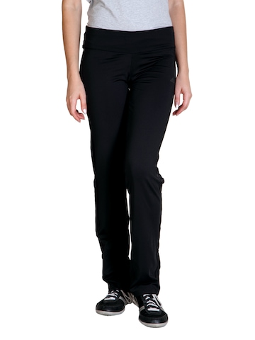Adidas Women Black Track Pants