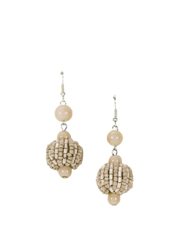 Adrika Women Beige Earrings