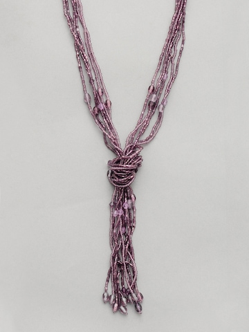 Adrika Women Purple Necklace