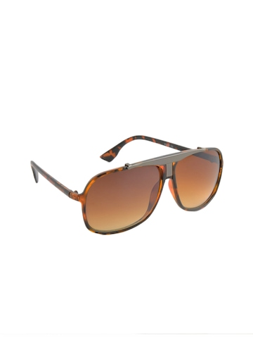 Allen Solly Men Brown Sunglasses AS232-C3