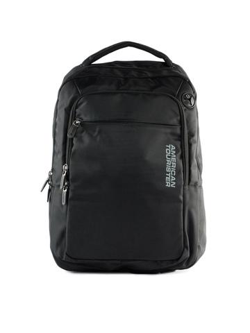 American Tourister Unisex Citi Pro Black Backpack