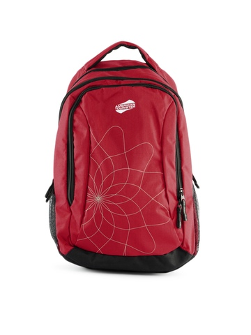 American Tourister Unisex Code Red Backpack