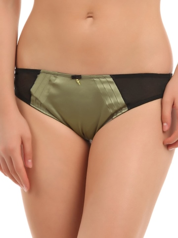 Avirate Black & Khaki Brief