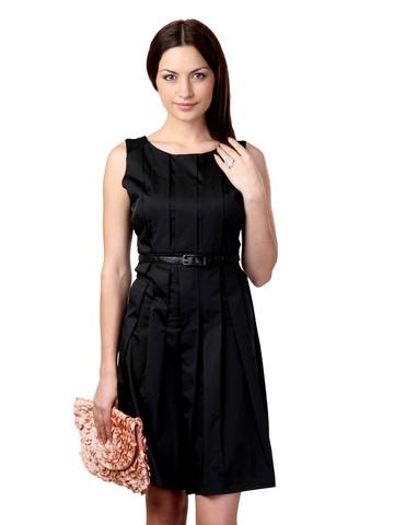 Avirate Black Dress