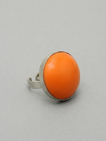 Ayesha Women Orange Ring
