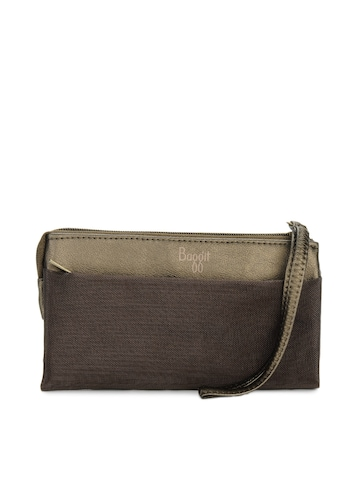 Baggit Women Brown Purse