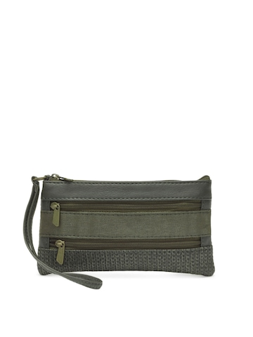 Baggit Women Olive Purse