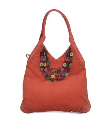 Baggit Women Orange Handbag