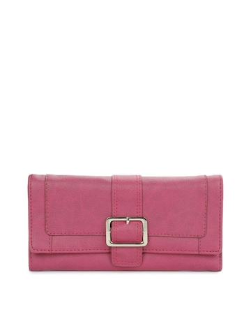 Baggit Women Pink Wallet