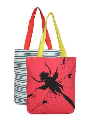 Be For Bag Women Multi Coloured Bag