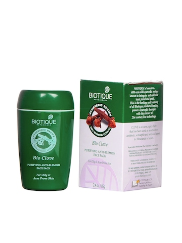 Biotique Women Bio Clove Anti Blemish Face Pack