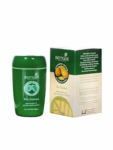 Biotique Women Bio Papaya Revitalizing Scrub