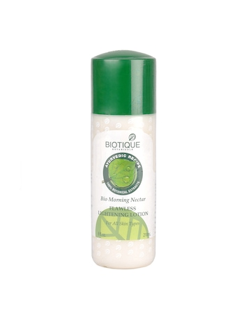 Biotique Morning Nectar Flawless Lightening Lotion