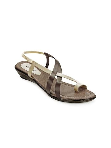 Cally Women Brown Sandals