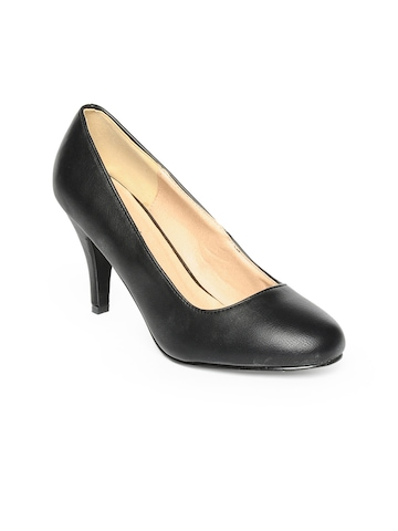 Carlton London Women Black Heels