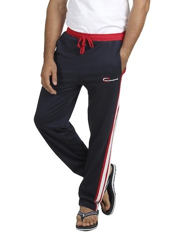 Chromozome Men Navy Blue Fashion Lounge Pants S-5145
