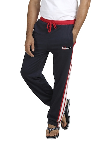 Chromozome Men Navy Blue Fashion Lounge Pants
