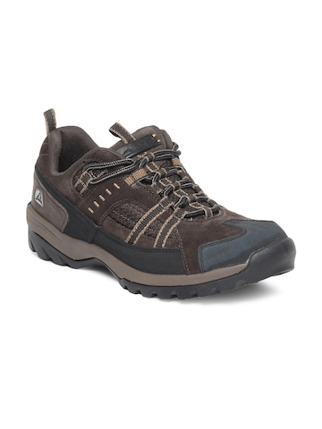 Clarks Men Brown Shoes