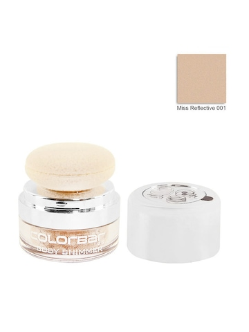 Colorbar Miss Reflective Body Shimmer 001