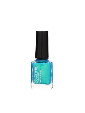 Colorbar Peacock Blue Nail Lacquer 44