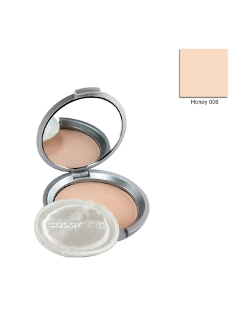 Colorbar Time Plus Honey Compact Powder 006