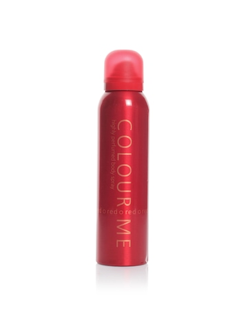 Colour me Women Red Deo