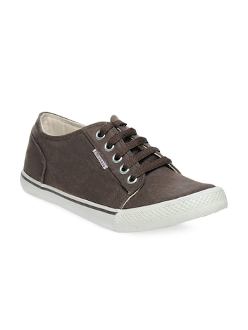 Converse Men Brown Casual Shoes