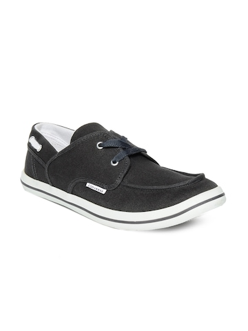 Converse Men Charcoal Boat Pipe Casual Shoes