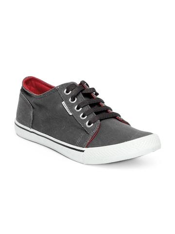Converse Men Grey Shoes