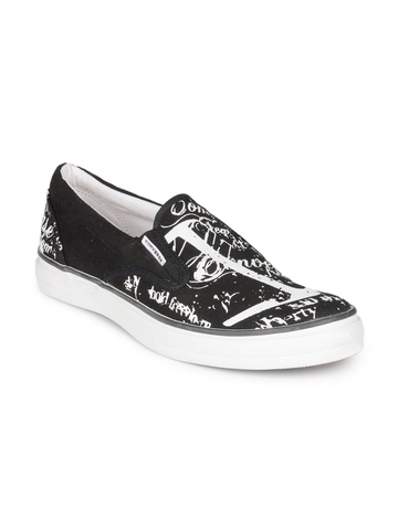 Converse Men Black Casual Shoes