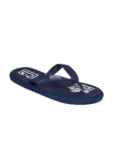 Converse Unisex Blue Flip Flops