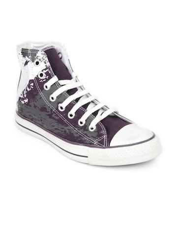Converse Unisex Sketch Purple Casual Shoes