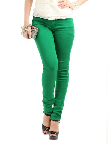Original Green Pants Womens  Pi Pants