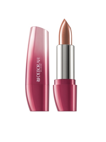 Deborah Chocolate Light Creator Shine Volume 1 Lipstick