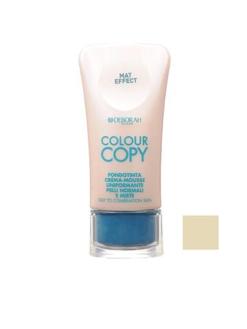 Deborah Colour Copy Mat Effect 1 Foundation