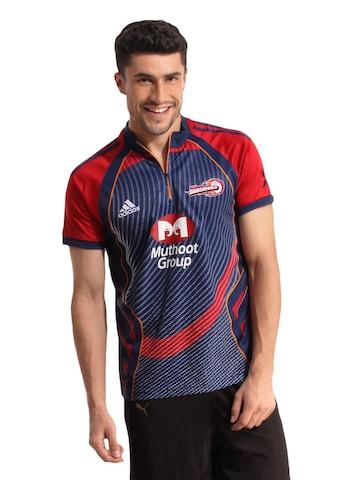 Delhi Daredevils Mens Match Jersey