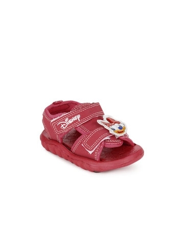 Disney Unisex Kids Daisy Pink Sandals