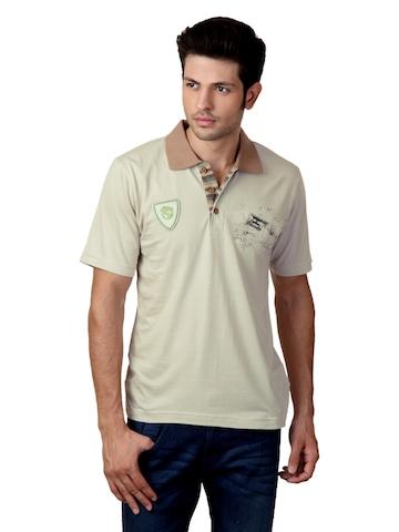 Do u speak green Men Grey T-shirt