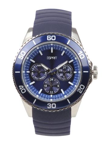 Esprit Men Blue Dial Watch