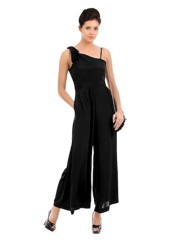 Elle Women Black Jumpsuit