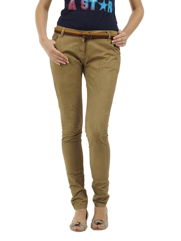 Unique Sessun Women39s Puro Instinct Pants  Brown Sugar  Free UK Delivery